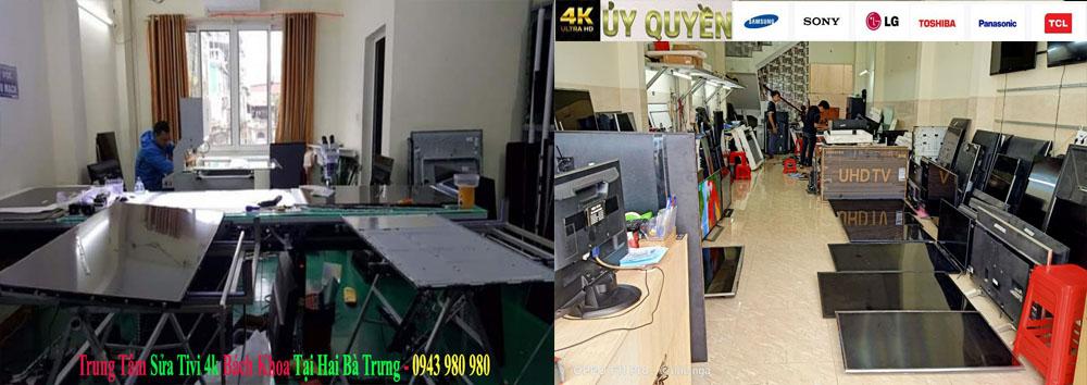 Trung tâm sửa chữa tivi tại quận Hai Bà Trưng
